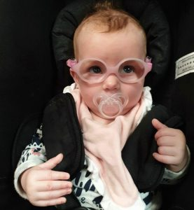 nystagmus 277x300 - Need a kids optometrist- meet our youngest pediatric patient.